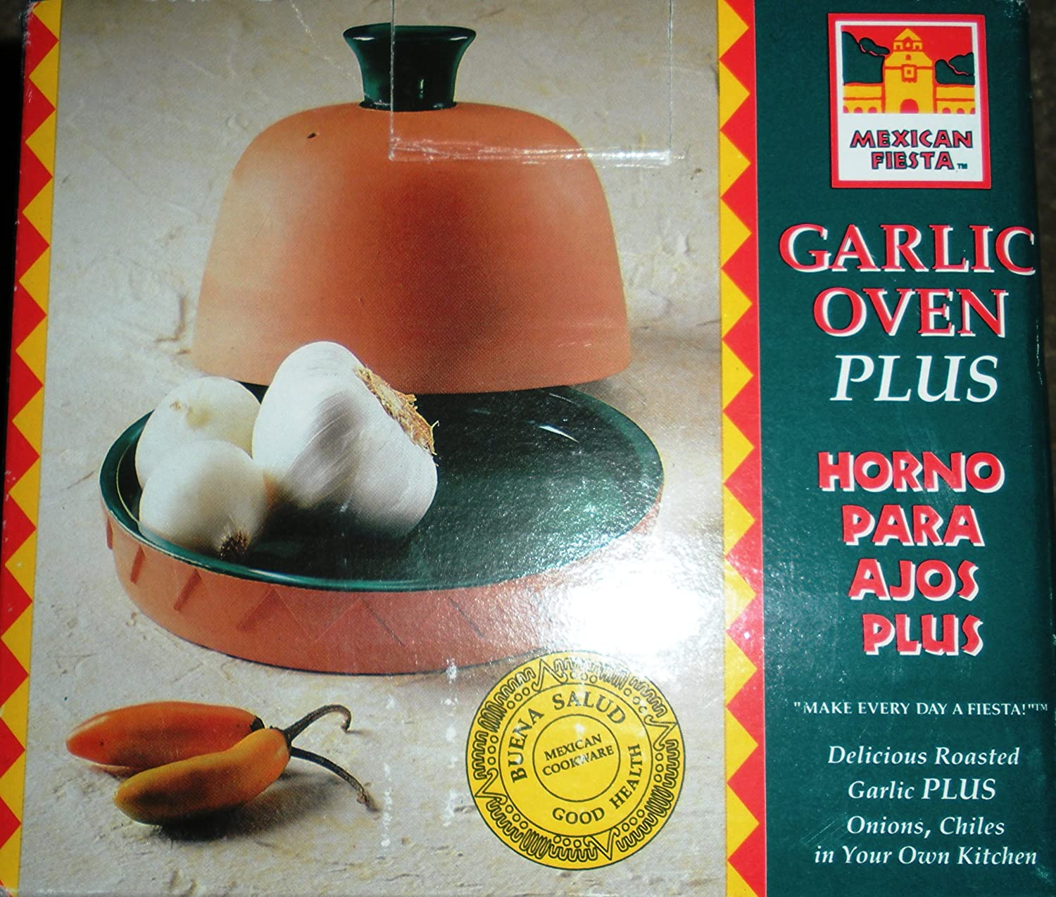 American Fiesta Garlic Oven Plus Keilen Ltd 130-53