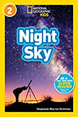 National Geographic Readers: Night Sky Kindle Edition