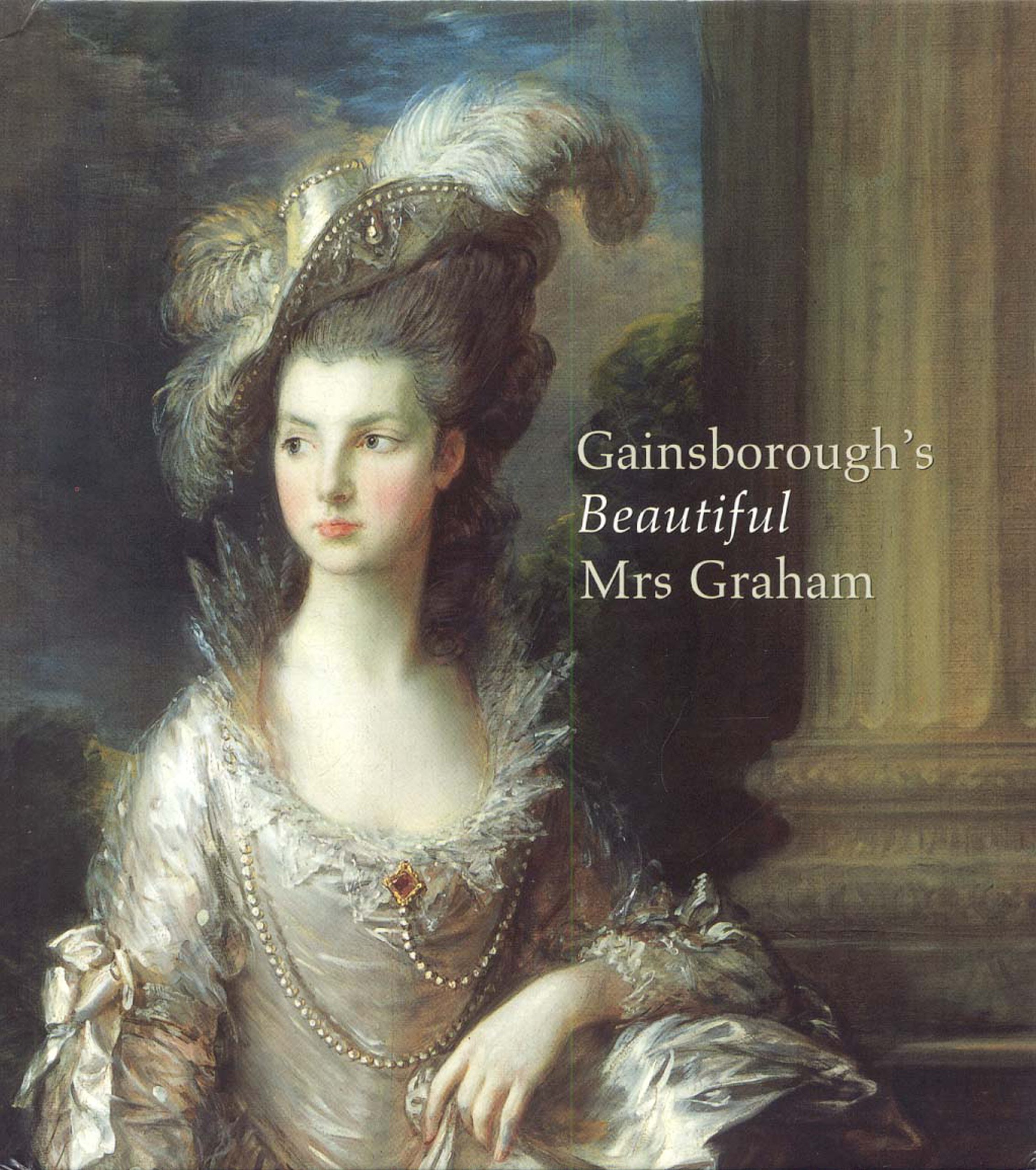 Gainsborough's Beautiful Mrs. Graham