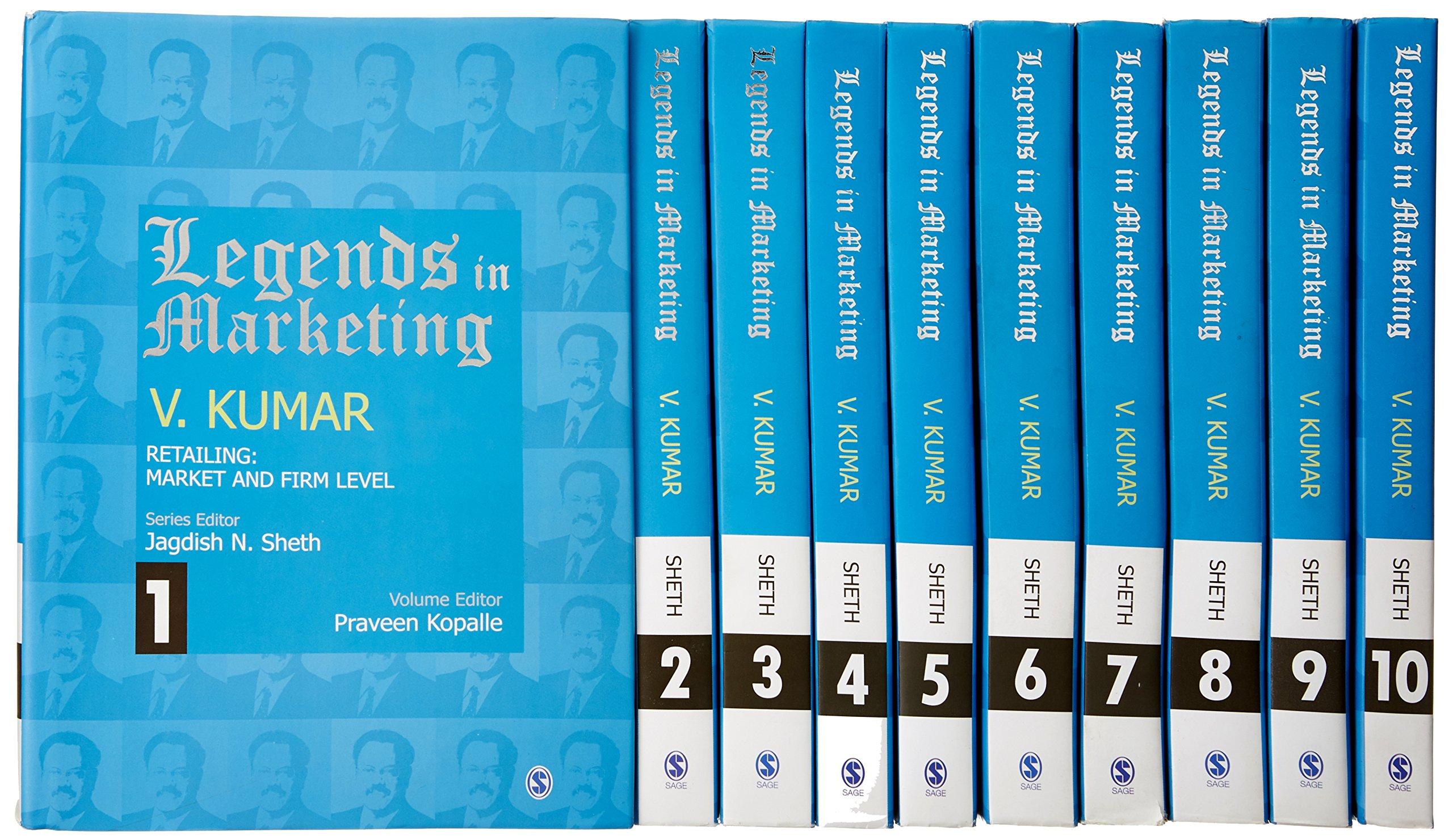 Legends in Marketing: V. Kumar: Amazon.es: Jagdish N. Sheth: Libros en idiomas extranjeros