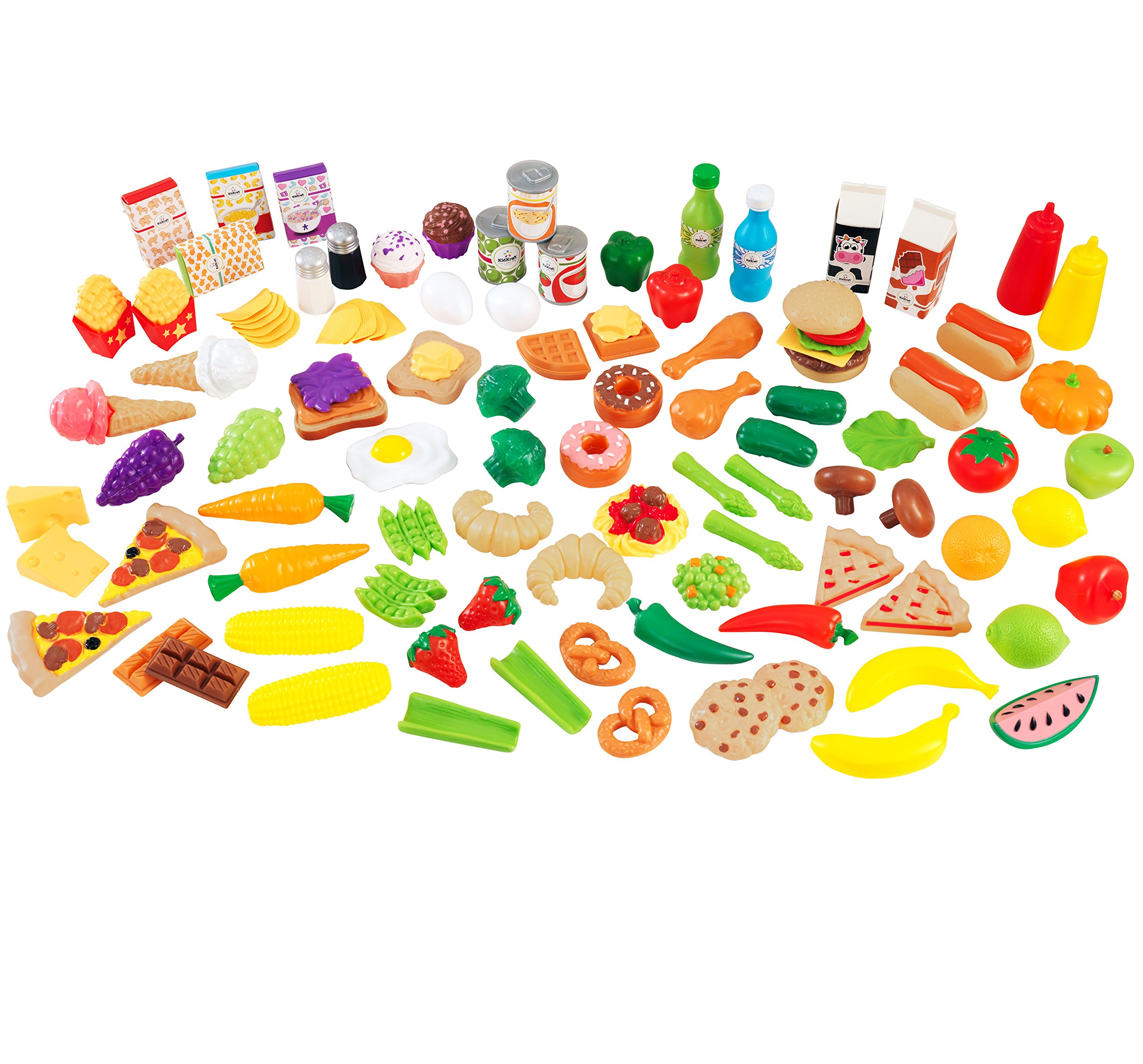 American Plastic Toys Baker S Kitchen Playset