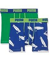 Puma 5650020015131, Boxer Garçon Lot de 2