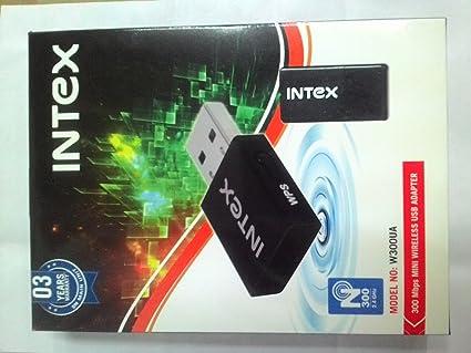 INTEX WIRELESS USB ADAPTER DRIVERS FOR WINDOWS 8