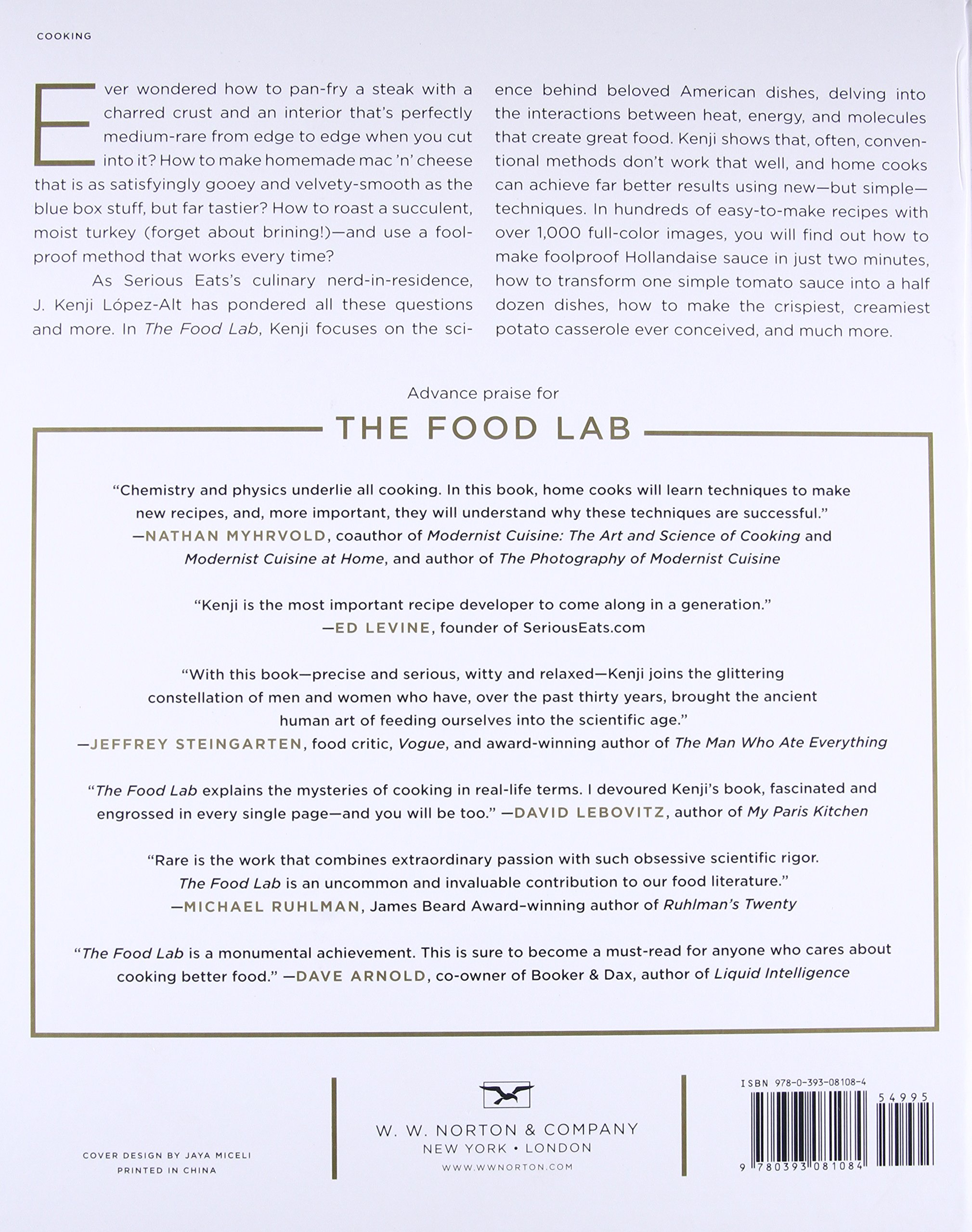 The food lab better home cooking through science j kenji lpez the food lab better home cooking through science j kenji lpez alt 9780393081084 amazon books forumfinder Choice Image