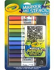 CRAYOLA BINNEY & Smith Ricarica Color-Spray Set Boy Scuola Cartoleria,, 04-8735