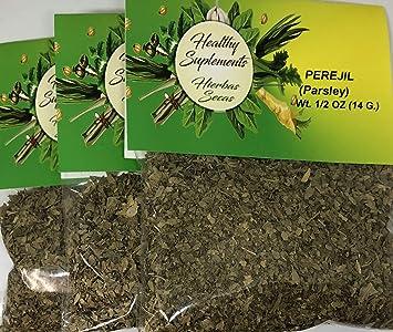 Perejil-Hierba/Tea 1/2 Oz 14 G.