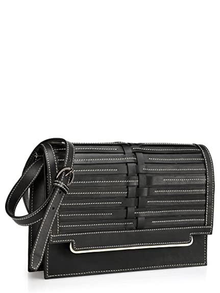 Phive Rivers Women's Women's Crossbody Bag (Black) (PR629) Women's Cross-body Bags at amazon