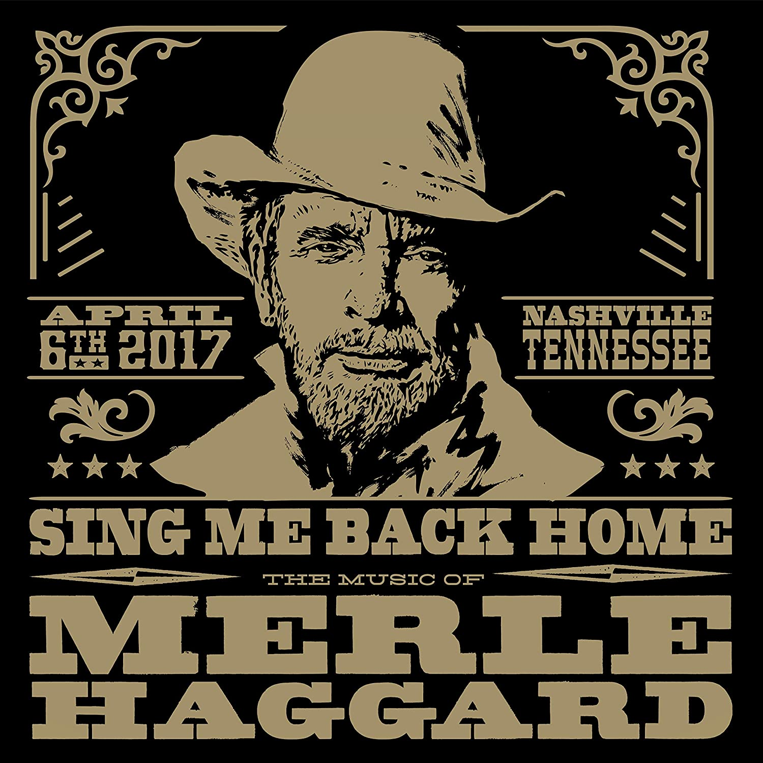 Sing Me Back Home: The Music Of Merle Haggard [2 CD]