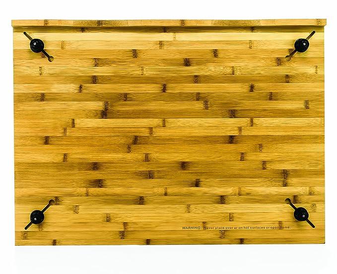 Amazon.com: Superficie de trabajo de bambú de Camco ...