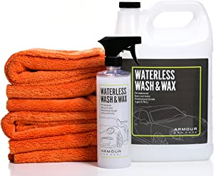 recreational vehicle sweepstakes armour car care waterless car wash kit is professional 6897