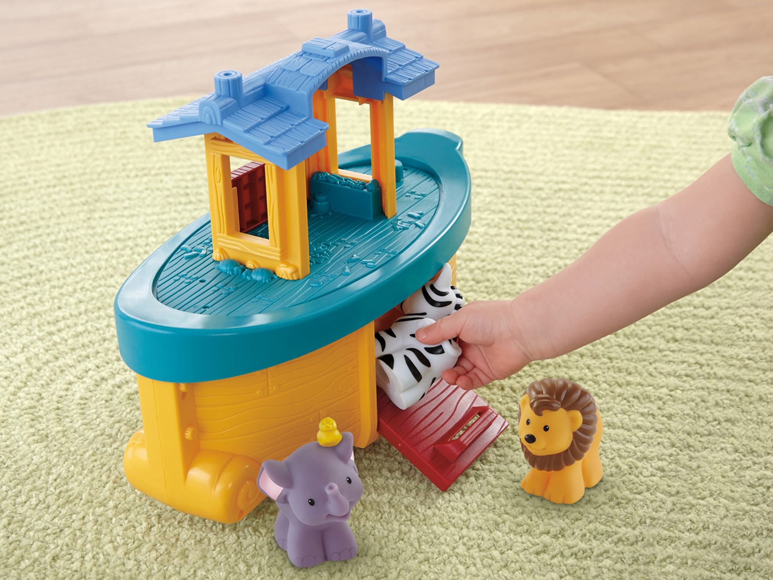 Fisher-Price Little People Noah's Ark by Fisher-Price (Image #13)