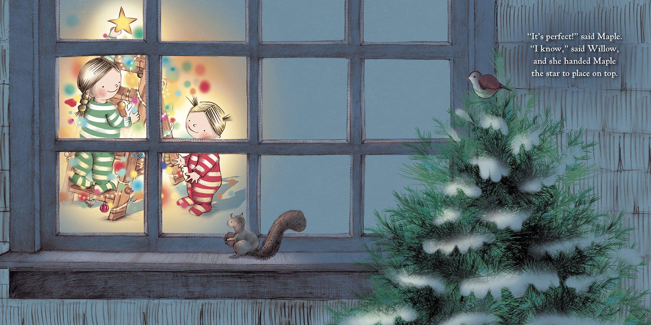 Maple & Willow's Christmas Tree: Lori Nichols: 9780399167560: Amazon.com:  Books