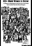 100+ Black Women in Horror Writing