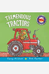 Amazing Machines: Tremendous Tractors: Amazing Machines 3 Kindle Edition