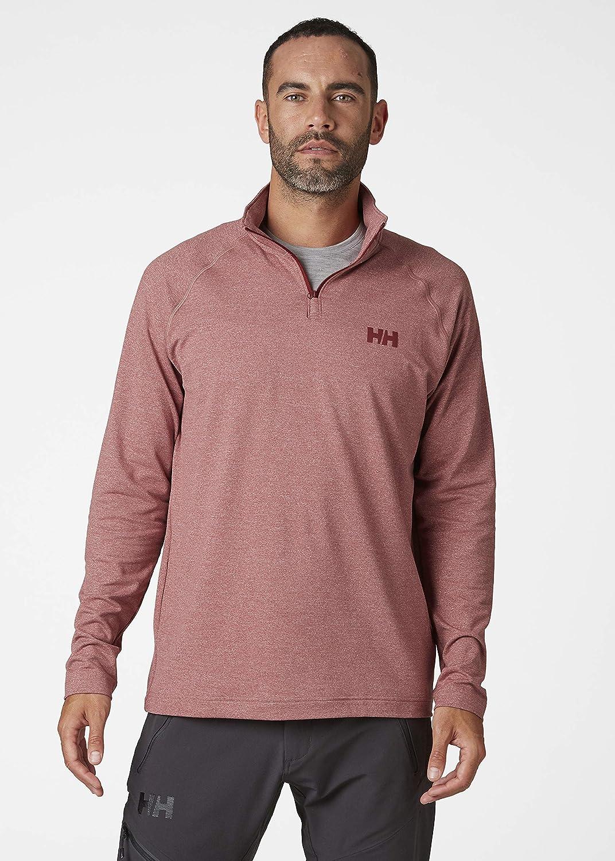 Helly-Hansen Mens Verglas Half-Zip Shirt