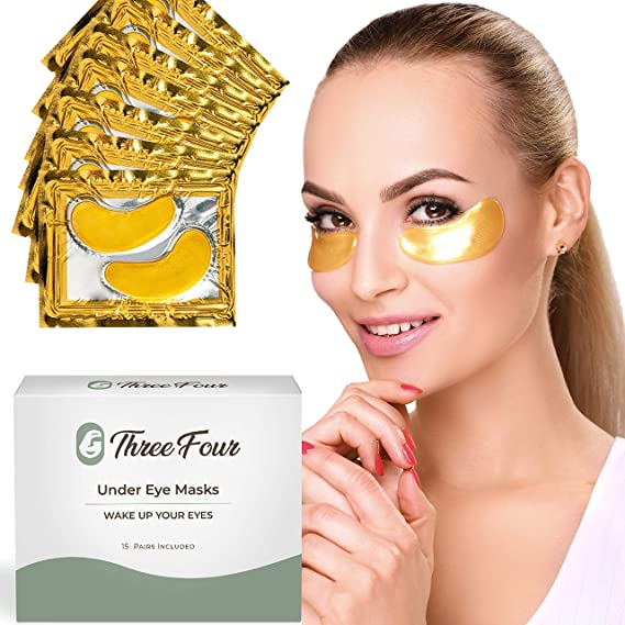 Under Eye Patches for Puffy Eyes