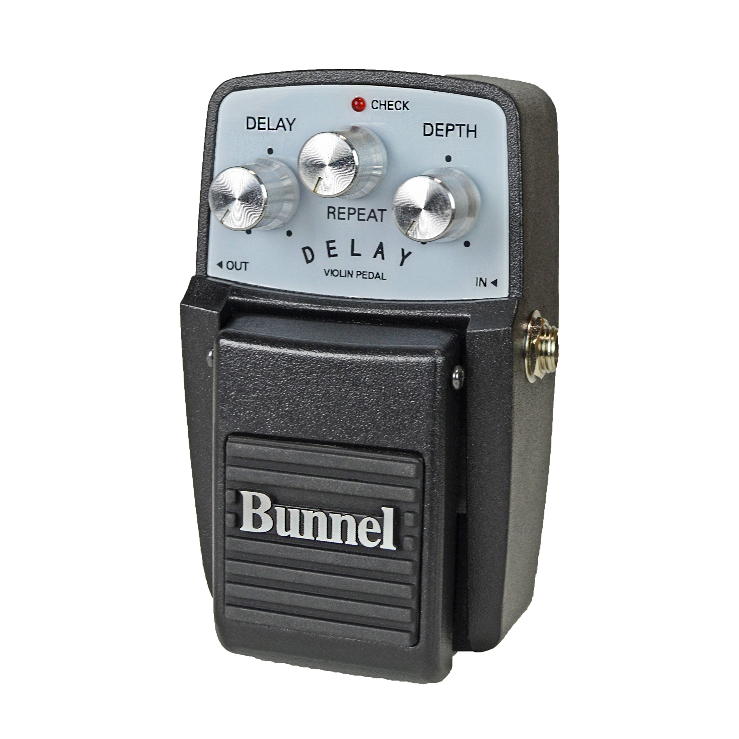 Bunnel Delay Violin Effects Pedal by Kennedy Violins