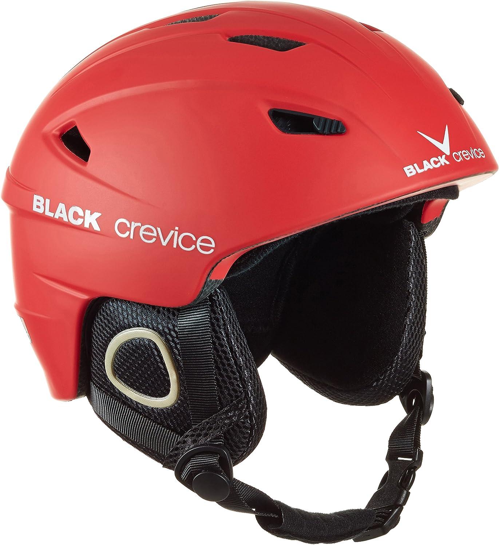 Black Crevice Casque de Ski