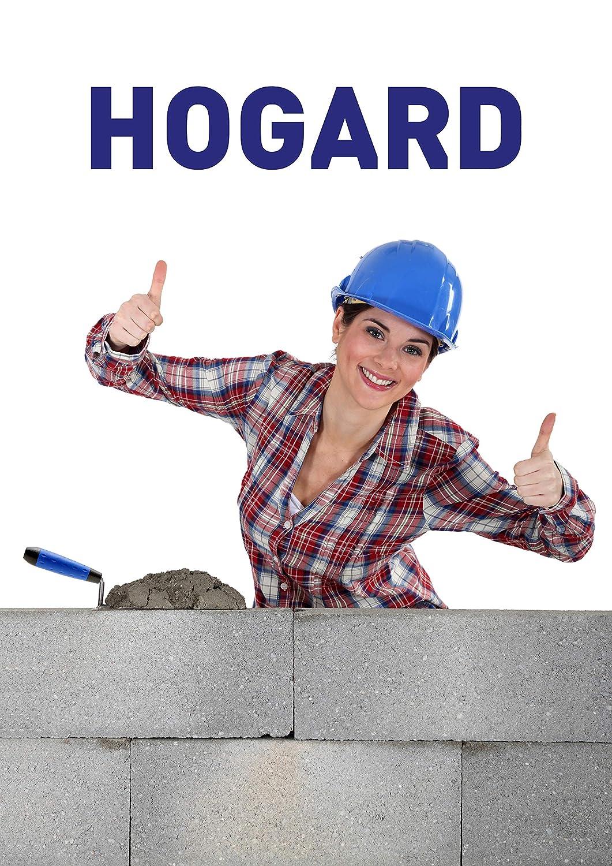 HOGARD Premium Paleta de Esquina Interior de Acero Inoxidable con Mango Ergon/ómico Made in EU