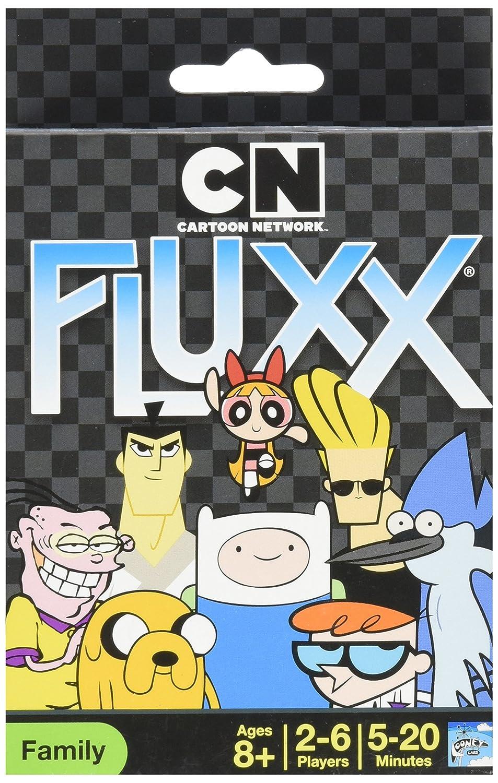 Looney Labs Cartoon Network Fluxx Card Game