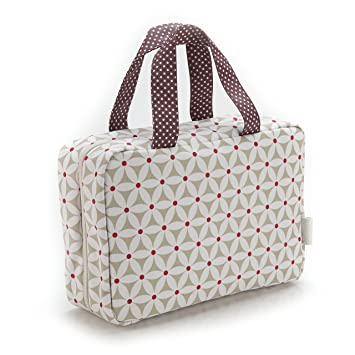 cf78eddf5874 Victoria Green Sage Starflower Traveller Folding Wash Bag  Amazon.co ...