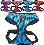 Imbracatura anti tiro per cani, in rete, progettata per cani di piccola taglia