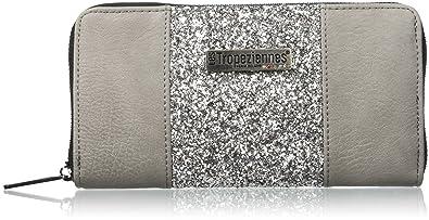 grande vente 32659 a64fd Les Tropeziennes femme Tul07 Portefeuille Gris (Grey ...