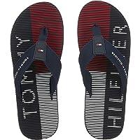 Tommy Hilfiger Erkek Th Seasonal Beach Sandal Moda Ayakkabı FM0FM02082