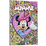 Disney Minnie Mouse - Little Look and Find Activity Book - PI Kids