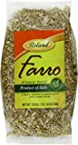 Roland Italian Farro, Pearled, 17.6 Ounce (Pack of 3)