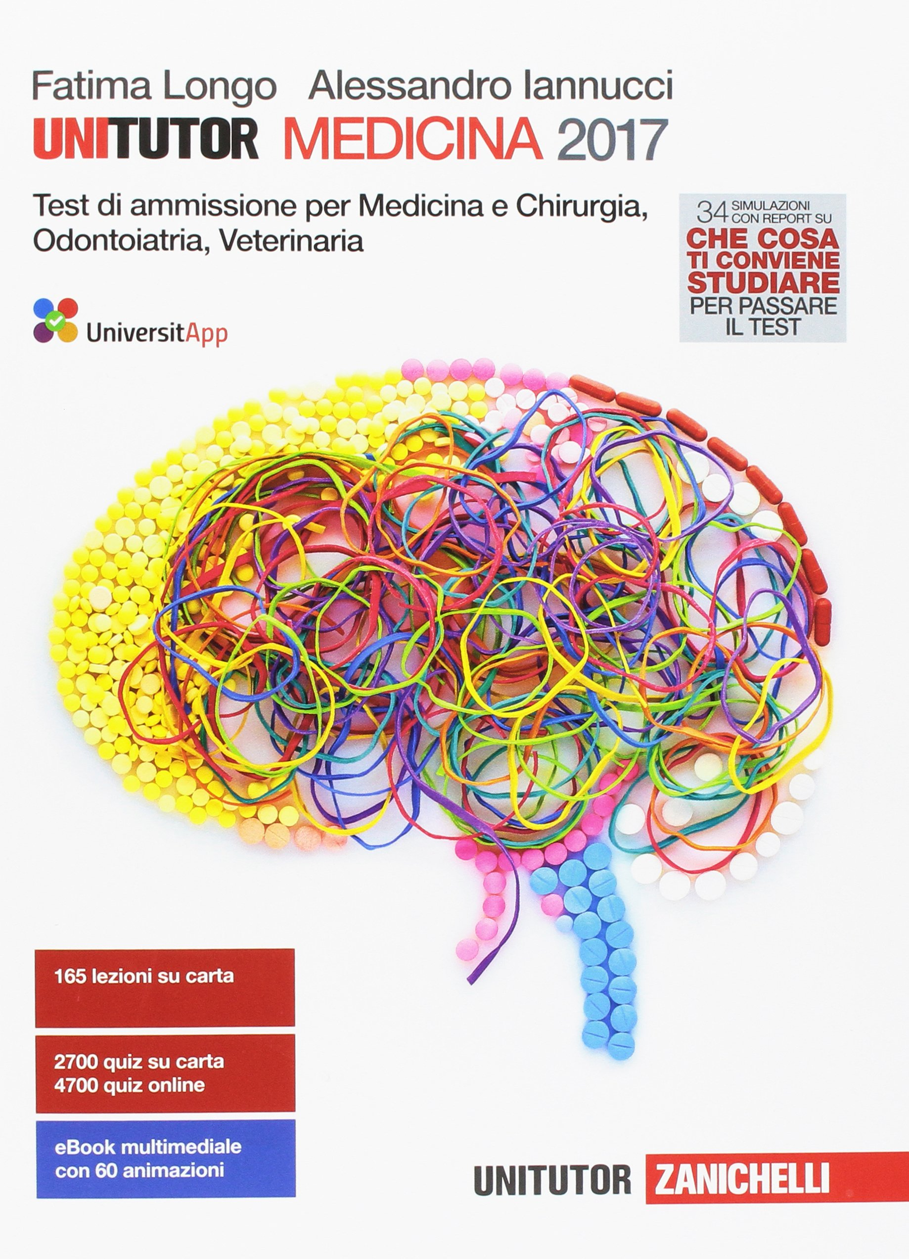Unitutor medicina 2017. Test di ammissione per Medicina e ...