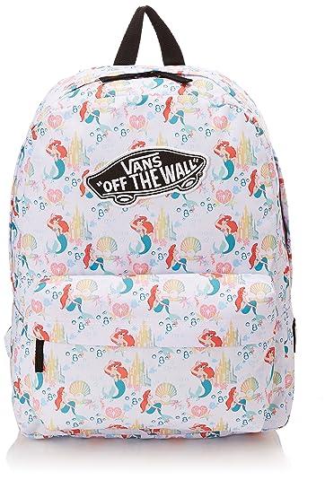 2324cd86ee8 Amazon.com  Vans Disney White Little Mermaid Backpack  Shoes