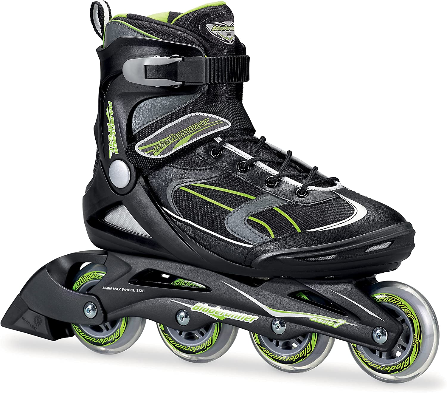 Bladerunner by Rollerblade Advantage Pro XT Men's Adult Fitness Inline Skate / US
