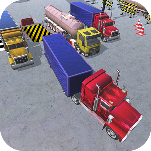 Truck Parking Driver Sim Dr Truck