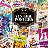 Disney Vintage Posters Official 2018 Calendar - Square Wall Format