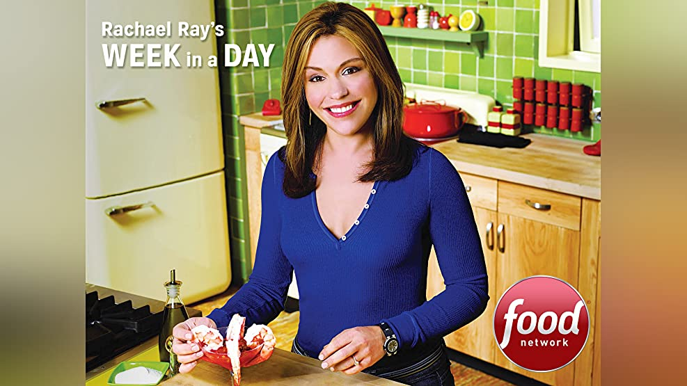 Rachael Ray's Week in a Day Season 1