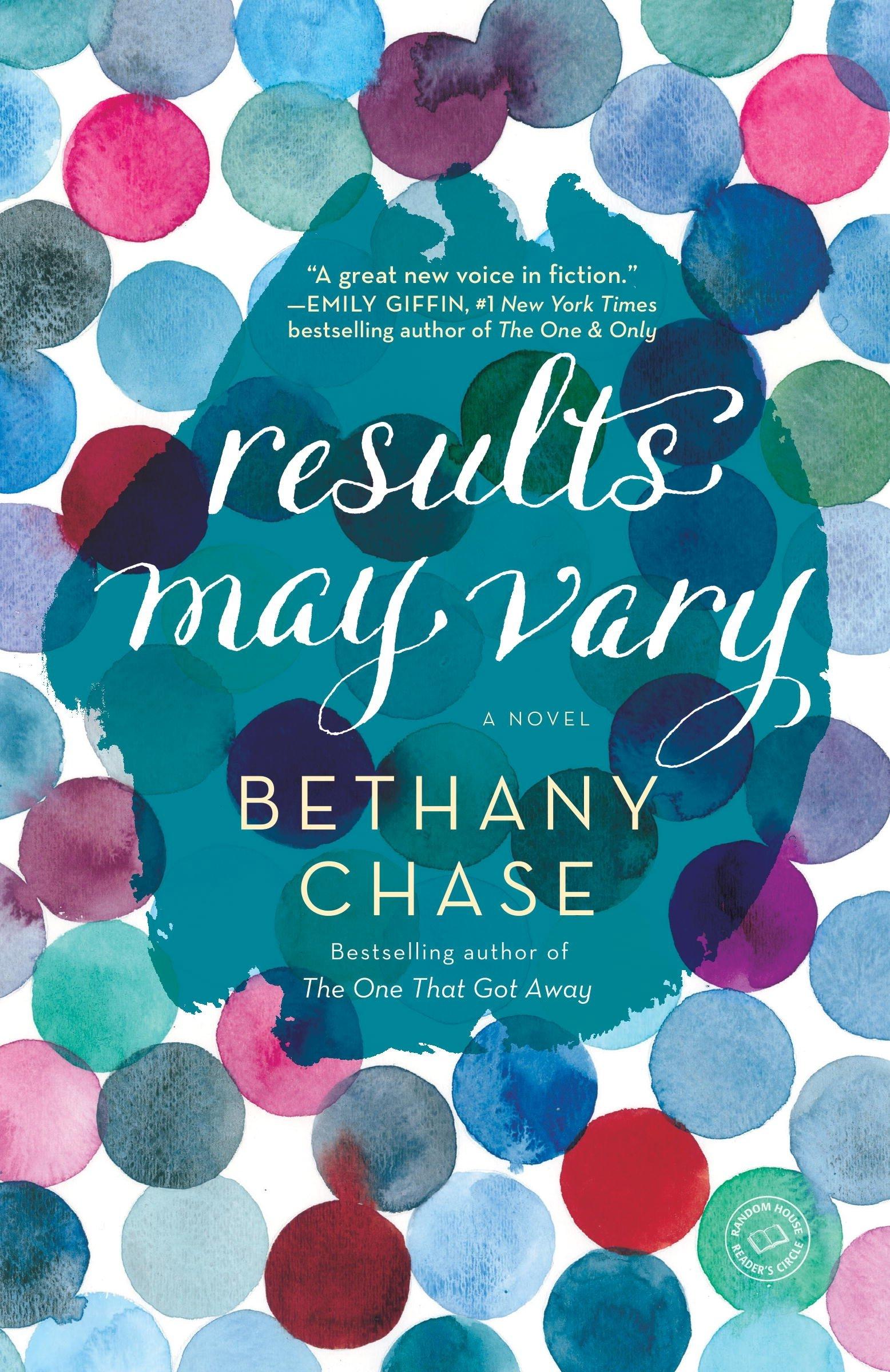 Results May Vary Bethany Chase
