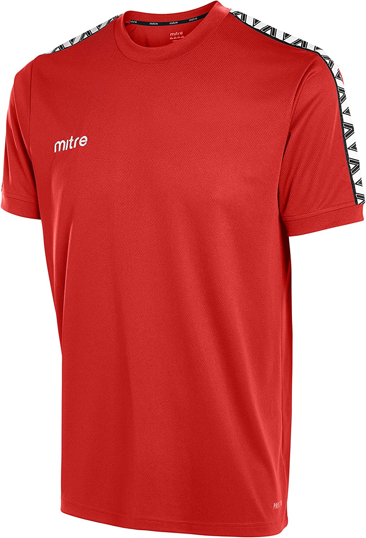 Mitre Delta Football Training T-Shirt