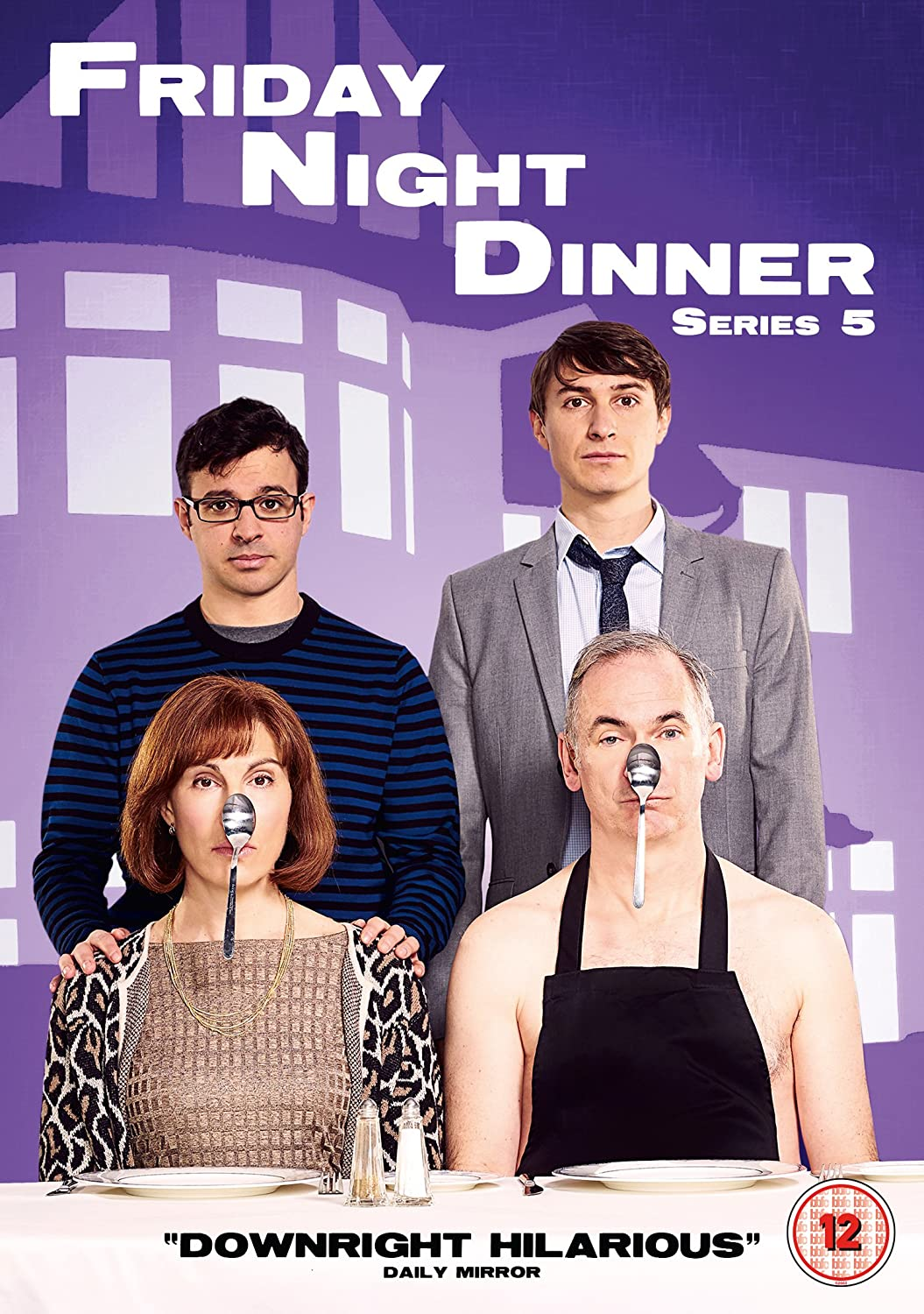 Friday Night Dinner: Series 5