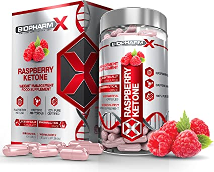 Amazon Com Biopharm X Biopharm X Raspberry Ketone Diet Pills