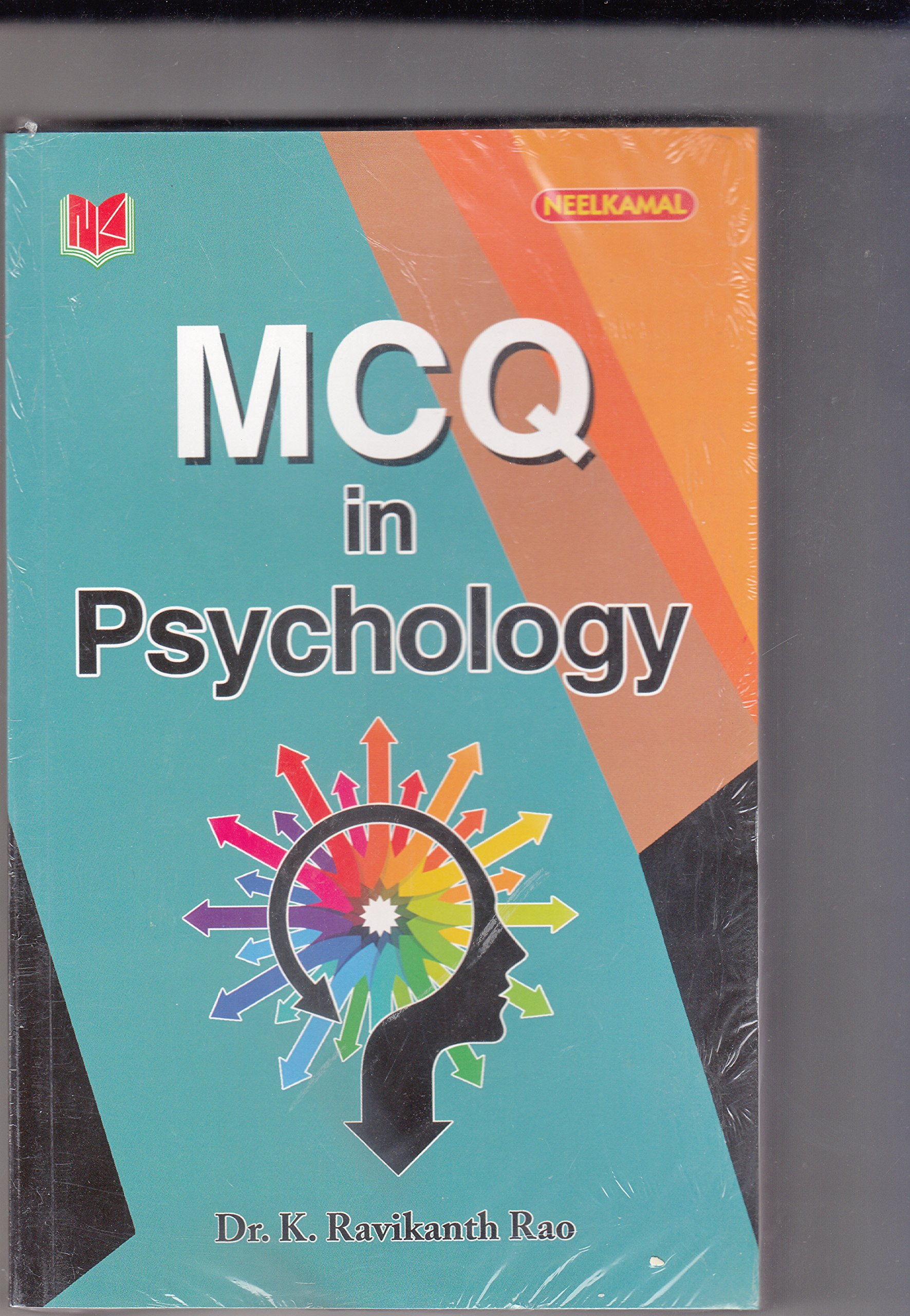 Buy MCQ (Multiple Choice Questions) In Psychology Book