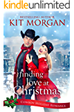 Finding Love at Christmas (Cowboy Holiday Romance Book 1)