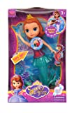 PLANET OF TOYS SWEET PRINCESS MERMAID DOLL LIGHT AND MUSIC