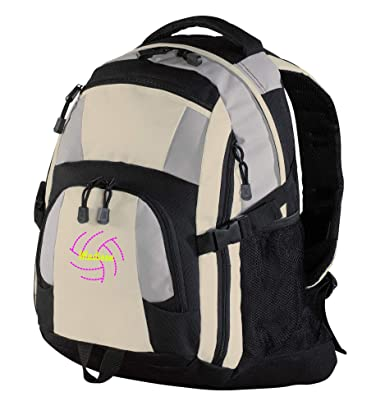 Personalized Volleyball 2 Urban Backpack