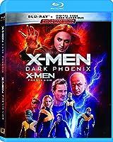 X-Men Dark Phoenix (Bilingual) [Blu-ray + Digital Copy]