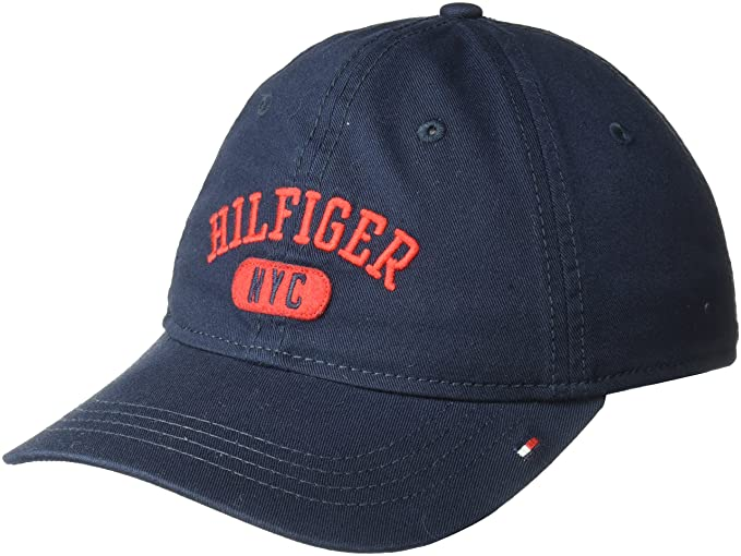Cotton Logo Cap - Sales Up to -50% Tommy Hilfiger F00x7Ng