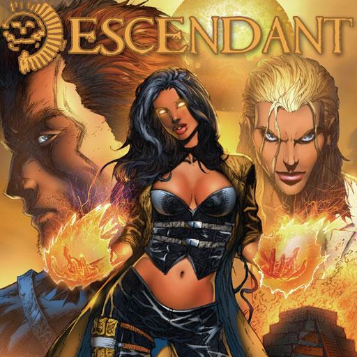Books : Descendant (Issues) (3 Book Series)