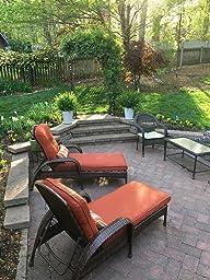 Better homes and gardens azalea ridge chaise for Better homes and gardens chaise lounge