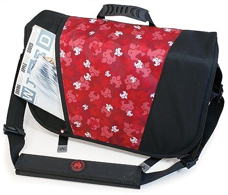 Amazon.com: Sumo Sumo Laptop Mensajero Bag- 16 pulgadas PC / 17-Inch Mac (Red Camo): Electronics