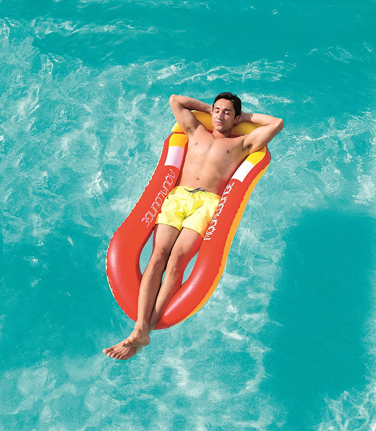 INTEX GONFIABILE MODELLO Lilo Sole Spiaggia Piscina Lettino Materassino Galleggiante Per Adulti